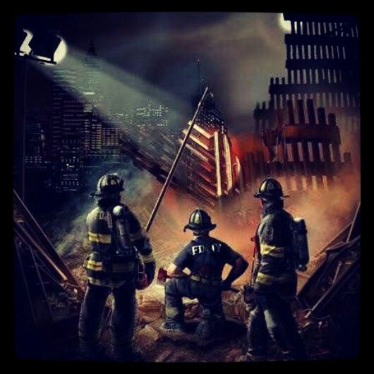 Pin By Maricela On We Never Forget Firefighter Art 911 Memorial Firefighter