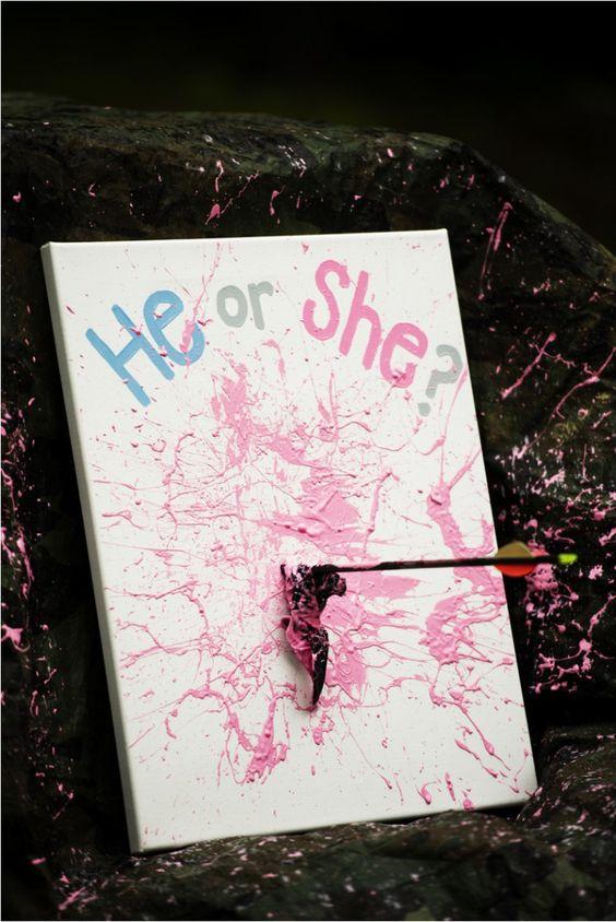 Bekend Gender reveal; 20 originele ideeën om het geslacht bekend te maken #XH62