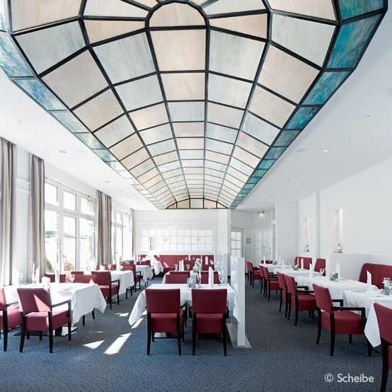 Restaurant »Ambiente« – Nomen est Omen …