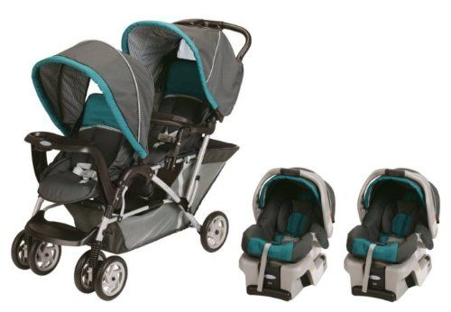Graco DuoGlider Folding Double Baby Stroller w/ 2 Car Seats Travel Set|Dragonfly Graco,http://www.amazon.com/dp/B00BPEVJ82/ref=cm_sw_r_pi_dp_iVfVsb0DAAW8Y042