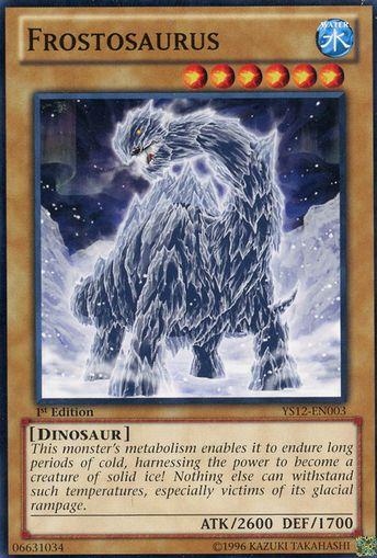 Frostosaurus