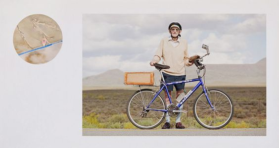 stan engelbrecht & nic grobler | bicycle portraits (maps by gabrielle raaff)