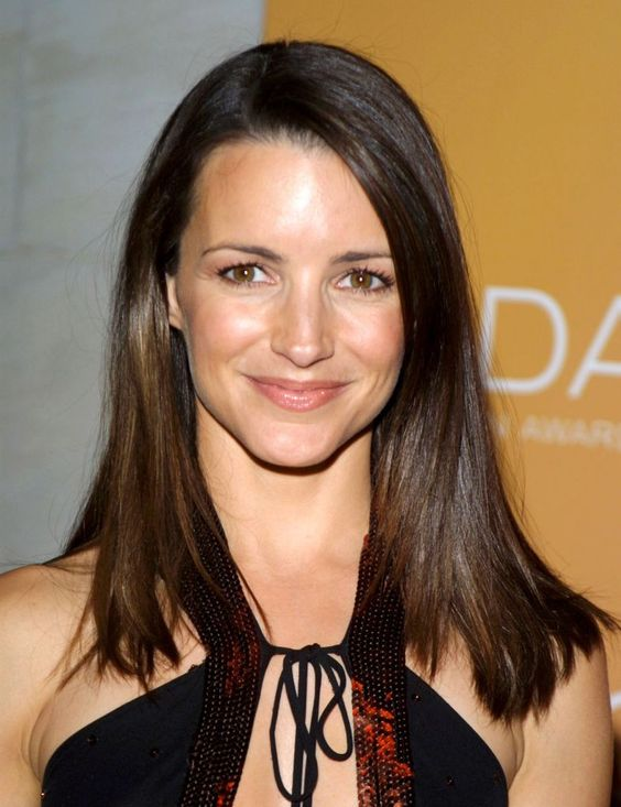 """I met Kristin Davis who played Charlotte in """"Sex and the City in NY in 2012"""