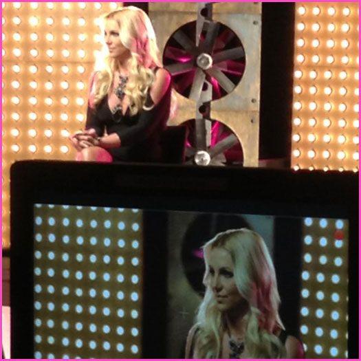 Britney Spears' Secret VEVO Project