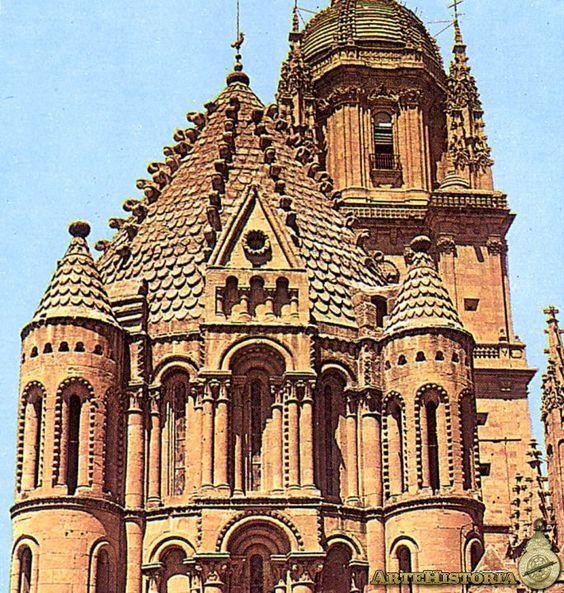 catedral vieja de salamanca | Catedral vieja de Salamanca. Torre del Gallo - Obra - ARTEHISTORIA V2