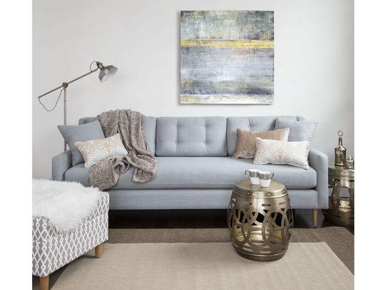 Van Gogh Designs | Kora #sofa | Made In Canada | Pinterest | Van Gogh, The  Arts And Van