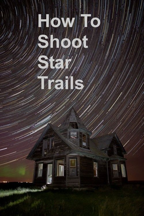 Learn how to photograph Star Trails. Star Trail photography is easy than it…