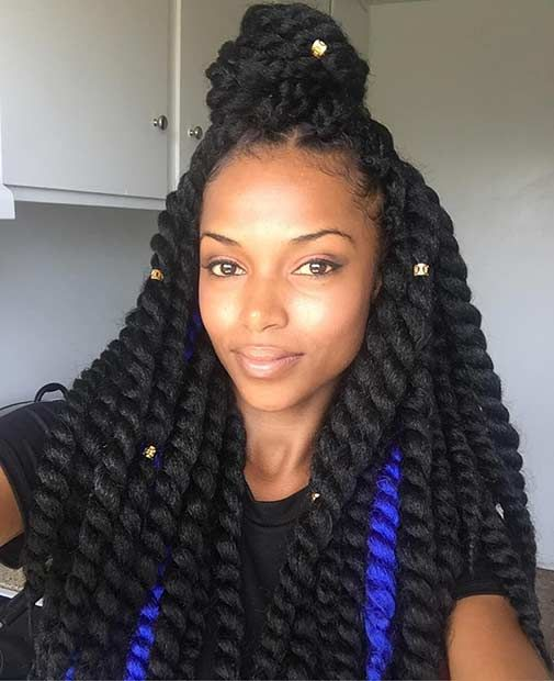 crochet 18inch crochet and more crochet twist twist hairstyles twists ...