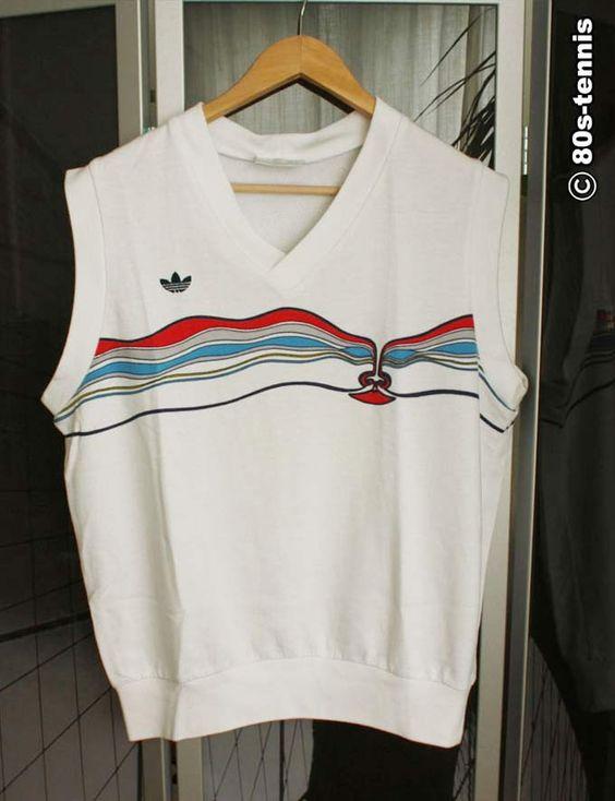Adidas Ivan Lendl tanktop, 1986-87 - 80s-tennis.com