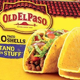 WOW, Get Old El Paso Stand N Stuff Shells For $1.00!