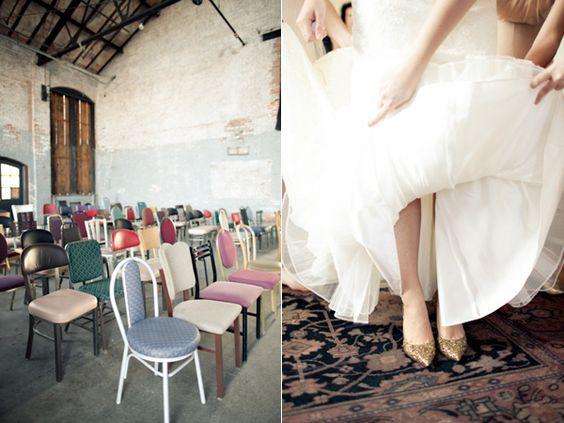 industrial ny wedding