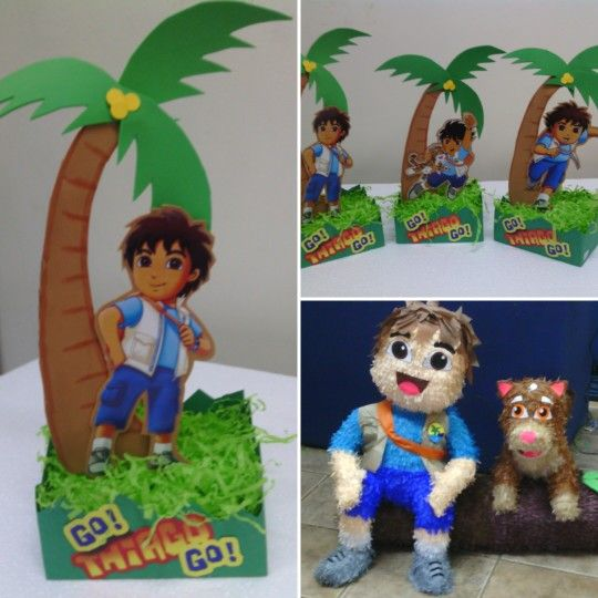 Go Diego go party ideas | Go Diego go | Pinterest | Ideas, Go ...