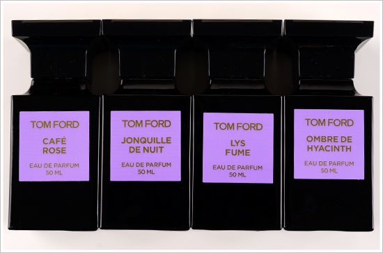 Tom Ford Ombre De Hyacinth 15ml Sample Size Spray Pure Fresh And