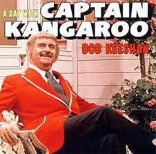Captain Kangaroo!