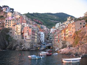 Cinque Terre. Been there!