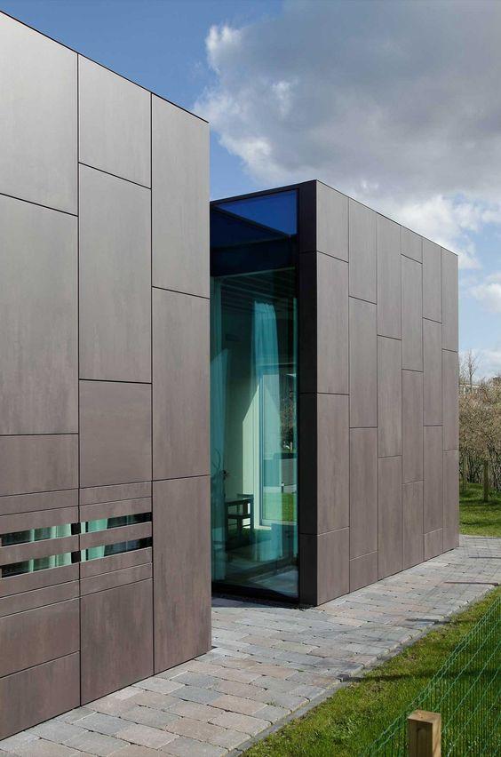 COURAGE architecten (Project) - Woonhuis Faenhuskervey - PhotoID #413581 - architectenweb.nl