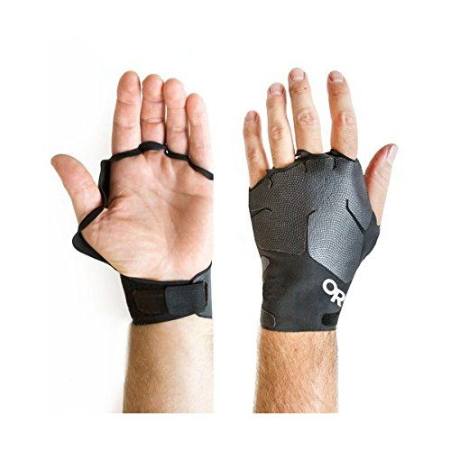 Climbing-Splitter Gloves 2015 Black S/m ** For more information, visit image…