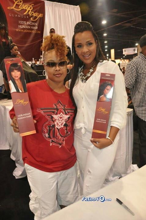Image result for da brat and lisa raye sisters