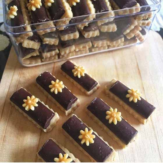 Resep Chocolate Stick Cookies Pake Resepnya Ny Liem Anti Gagal Renyah Dan Pas Perpaduan Gurih Dan Manis Dari Cokelatnya By Yemha Resep Biskuit Kue Makanan