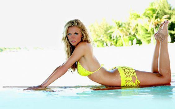 Model actress Brooklyn Decker turns 28 on April 12