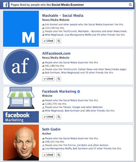 17 Ways Marketers Can Leverage Facebook Graph Search - social media examiner