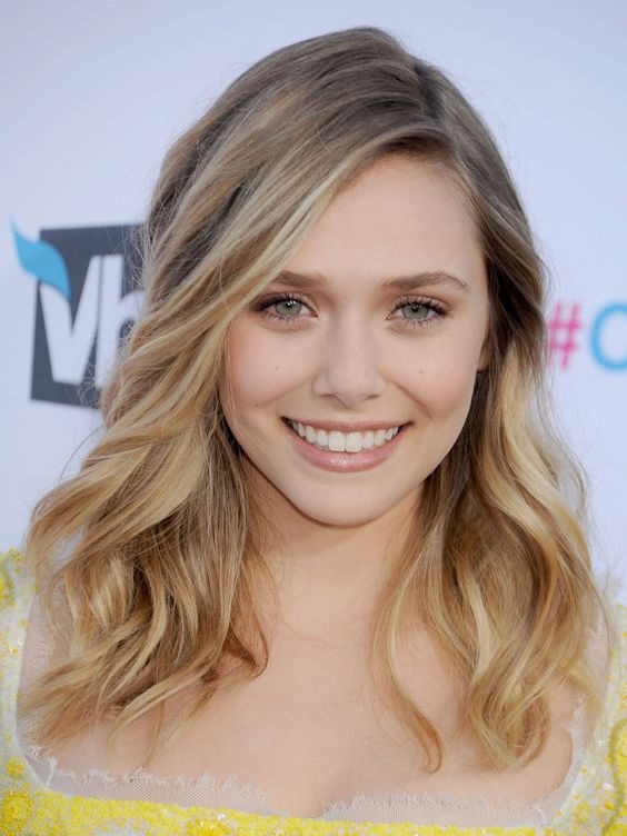 Get the Look: Elizabeth Olsen ... 2012