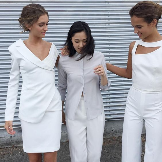 #BTS Models in my Spring/Summer  @jerrykuo1224