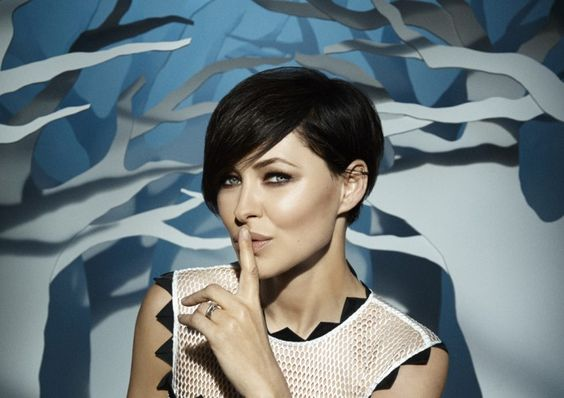 Local lass and March cover Emma Willis  #brumliving http://birmingham.livingmag.co.uk/emma-willis/ Image courtesy of Channel 5