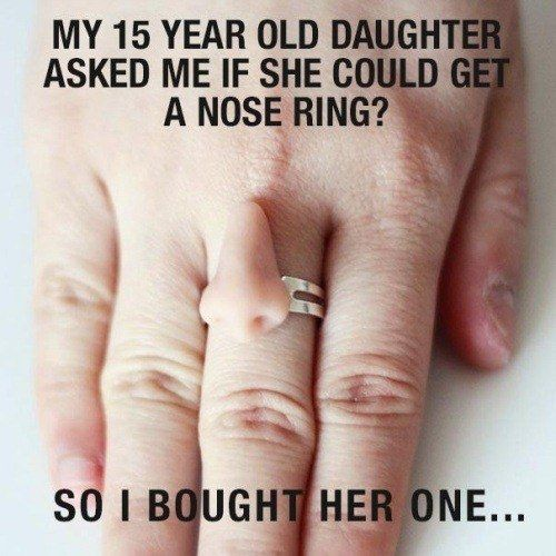Nose Ring Problems Buzzfeed