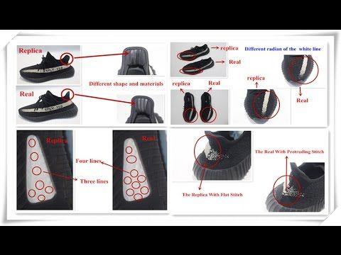 online retailer 35eb4 7cd5a Yeezy 350 V2 zebra (real vs fake) legit check uv light test