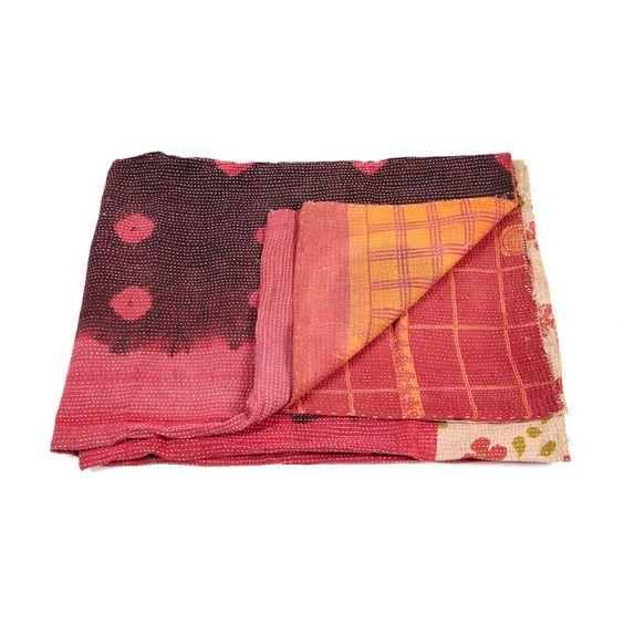 Fab.com | Vintage Sari Throw