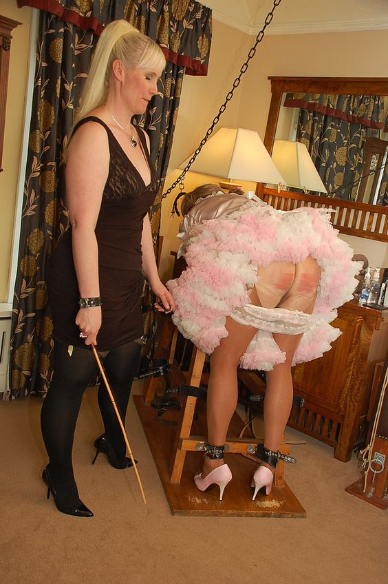 A well-striped sissy is an Obedient Sissy! yep, I guess that's true