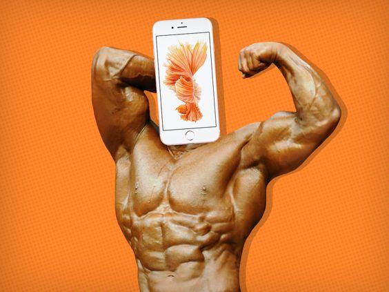 powerful iPhones