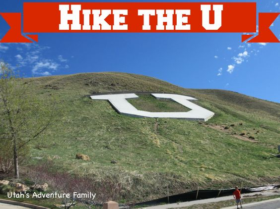 Hike the U for University of Utah (Salt Lake City)