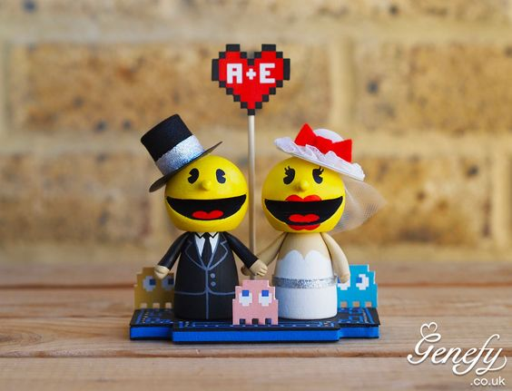 Mr and Mrs Pacman https://www.facebook.com/genefyplayground: