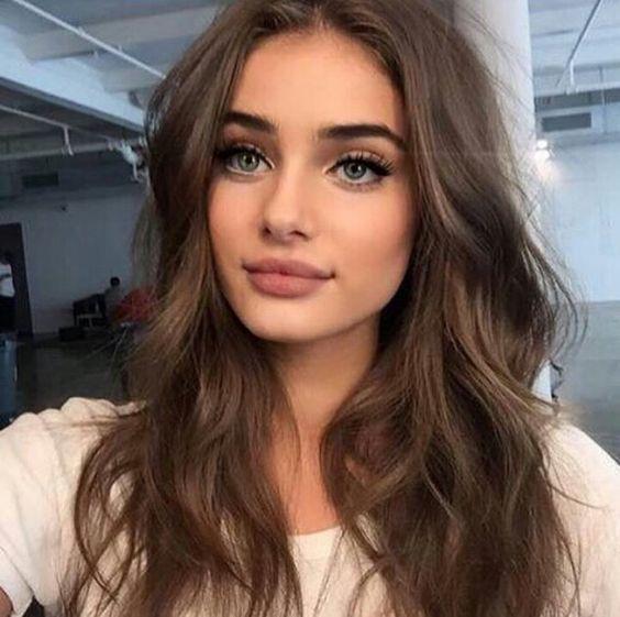 Augen haarfarbe grüne Haarfarbe für