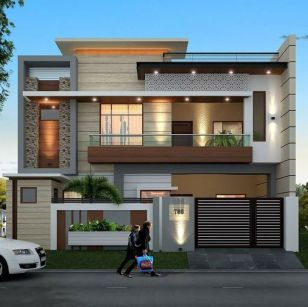 86 Architectural Design Pictures For Residential Buildings Engineering Basic Bungalow House Design Modern Architecture House Modern Exterior House Designs