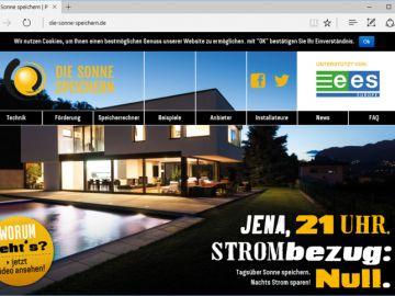 Thüringen fördert Nutzung und Speicherung von Solarstrom bei Mietern, Gewerbe und Eigenheimbesitzern