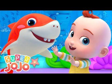 Baby Shark Super Jojo Nursery Rhymes