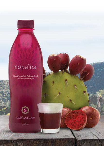 Nopalea by Trivita - Nopal Cactus Juice