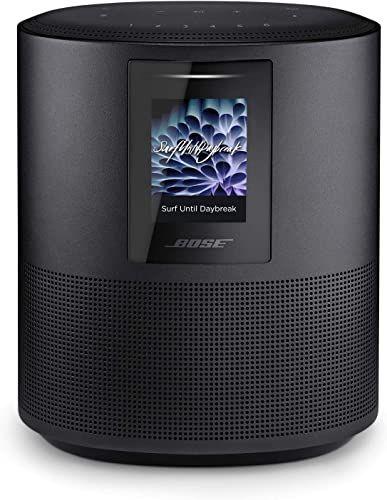 Im Test 2020 Bose Home Speaker 500 Mit Integrierter Amazon Alexa Sprachsteuerung Schwarz In 2020 Alexa Device Alexa Voice Triple Black
