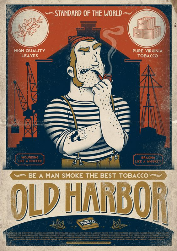 Classic Poster von Hobo and Sailor | We like that
