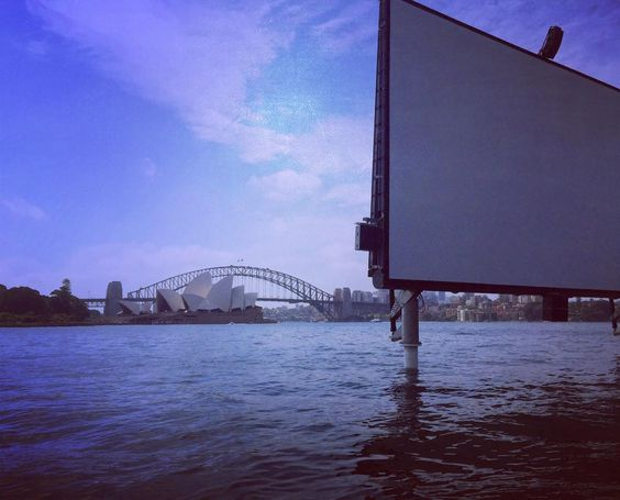 Outdoor Cinema Sydneyharbourbridge Therocks Anchorman By Paulleyshon Ifttt 1NRMbNv