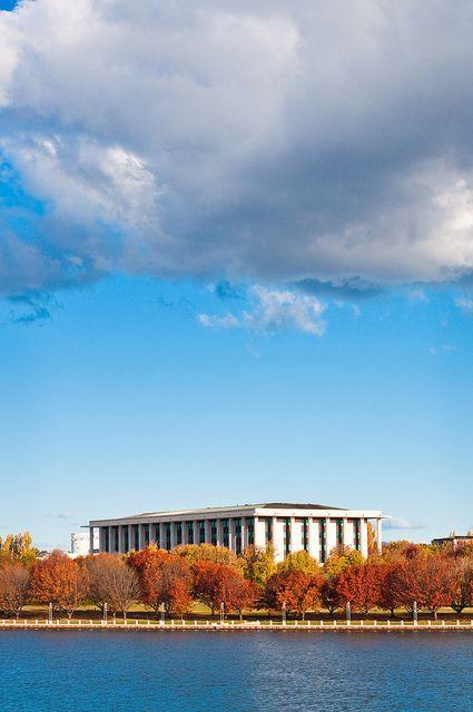 National Australian Museum, Canberra.