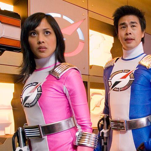 S15 Operation Overdrive Rose Pink Ranger 1 - Power Rangers - The ...