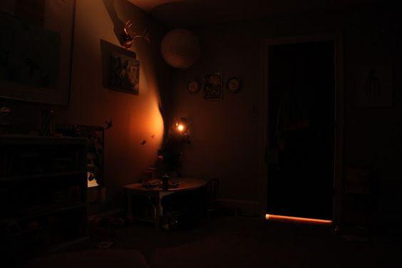 Tiptoethrough: DIY Bird House Night Light