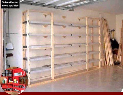 Garage Organizers Keep Your Garage Space Decluttered Garage Storage Shelves Garage Storage Cabinets Garage Storage Solutions