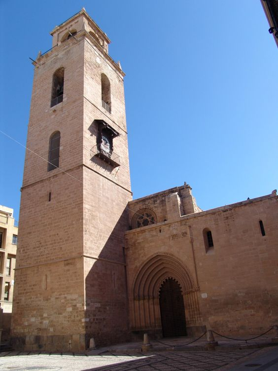 Santa Iglesia Catedral del Salvador y Santa María de Orihuela