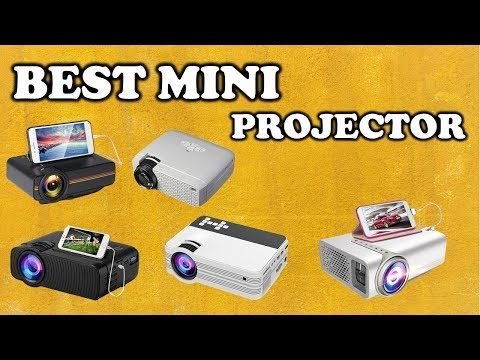 Youtube Mini Projectors Best Projector Best Portable Projector