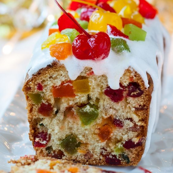 This Fruitcake Recipe Can Is One You Can Bake And Eat